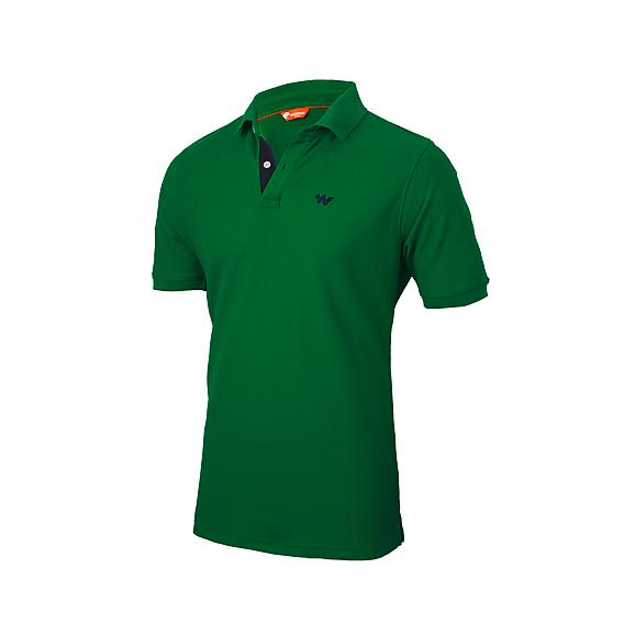 ebe3e7c771abd4 Buy Men Polo T Shirt - Green Online   T-Shirts & Shirts at Wildcraft