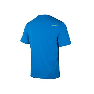 Wildcraft Men Printed Crew T Shirt - Knot - Blue