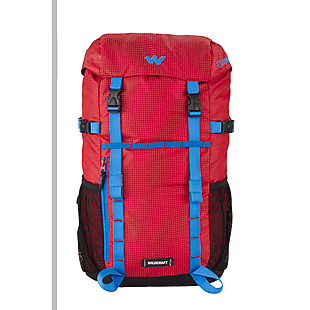 Wildcraft Urbana Backpack - Red