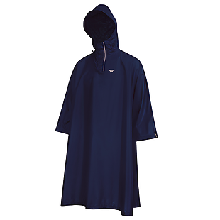 Wildcraft Rain Poncho - Navy