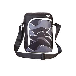 Wildcraft Wildcraft Crossbody-U Sling - Black Pablo