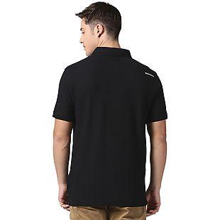Wildcraft Men Polo T Shirt - Black