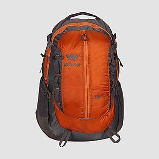 Wildcraft Rucksack For Trekking Eiger Plus 35L - Orange