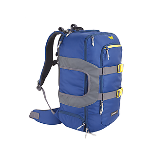 Wildcraft Globe Trotter - Backpack (45L) - Blue