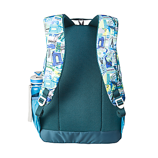 Wildcraft Wiki 2 Stamp Backpack - Green