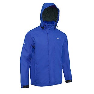 Wildcraft Rain Pro Jacket Men - True Blue
