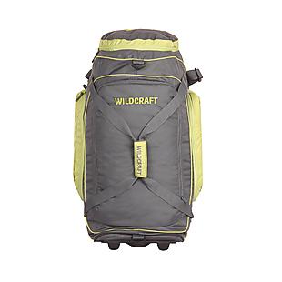 Wildcraft Voyager Duffle - Green