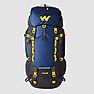 Wildcraft Rucksack For Trekking Danta 55L - Blue